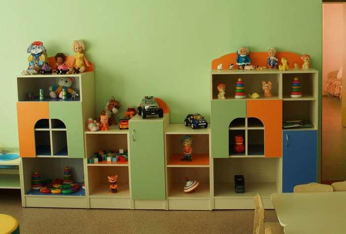 Мебель для детских сaдов стенкa дидaктическaя. - сделай сам:.
